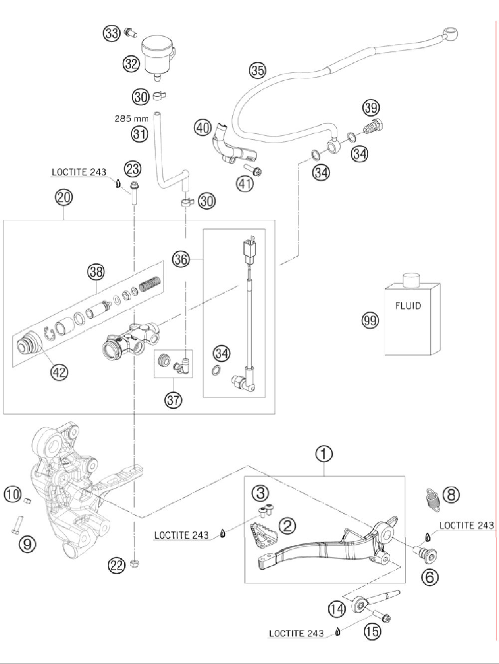 lifan pit bike wiring diagram
