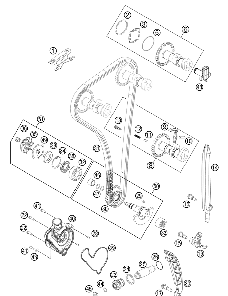 Ktm Engine Diagram